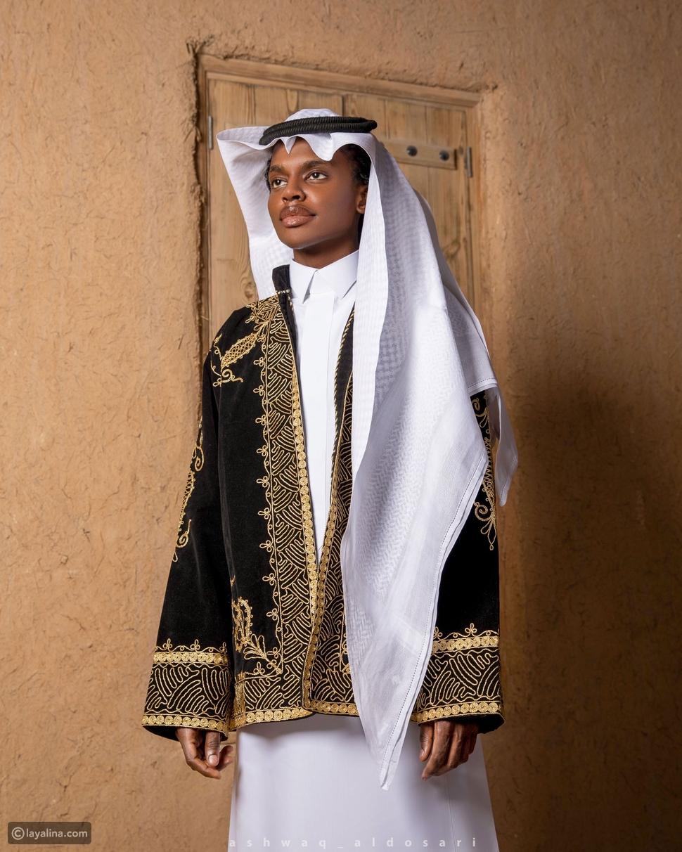 زياد المسفر يغني لمحبيه ويخطف الأنظار بإطلالته