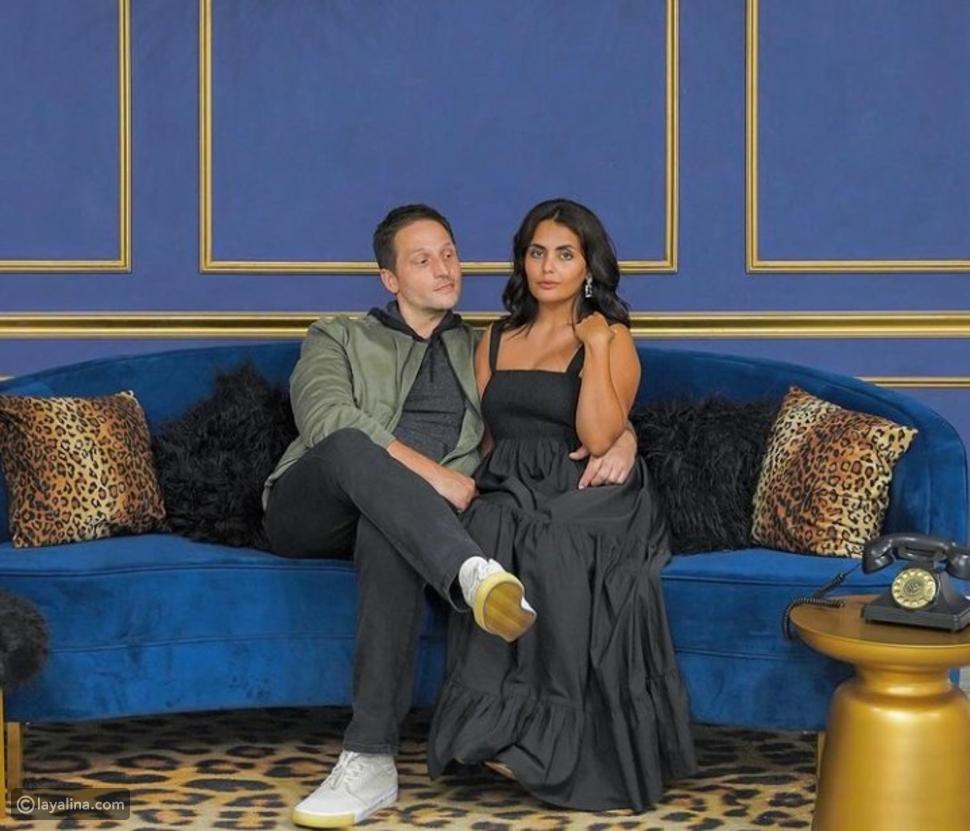 أمل الشهراني في جلسة تصوير جديدة مع حبيبها