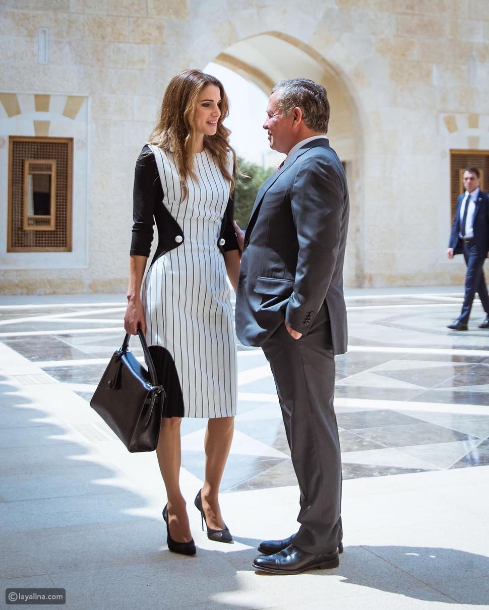 الملكة رانيا تودع فصل الصيف بإطلالات مذهلة أيها الأجمل؟