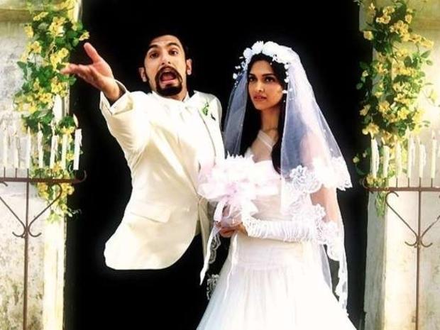 حفل زفاف رانفير سينغ وديبيكا بادوكون والعريس يخطف الأنظار