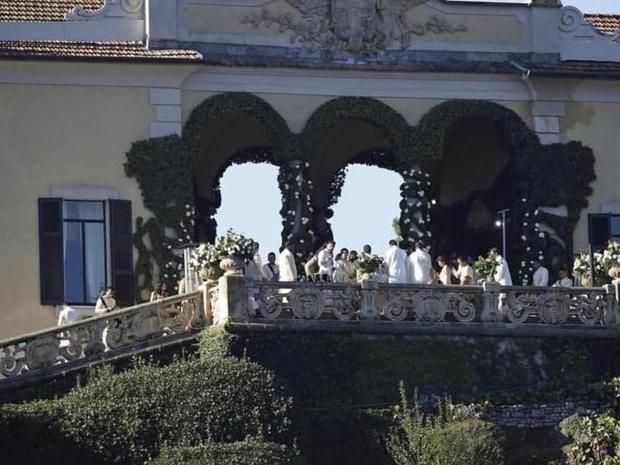 حفل زفاف رانفير سينغ وديبيكا بادوكون أقيم في إيطاليا