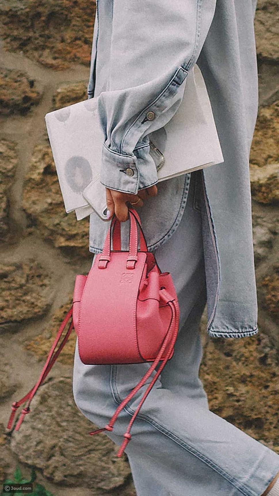 حقيبة ملونة