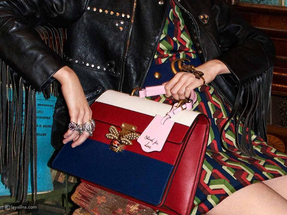 حقيبة غوتشي Gucci Queen Margaret