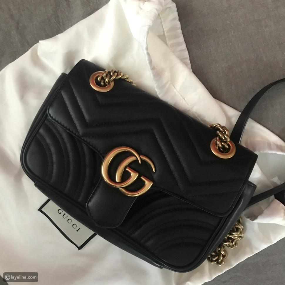 حقيبة Gucci GG Marmont