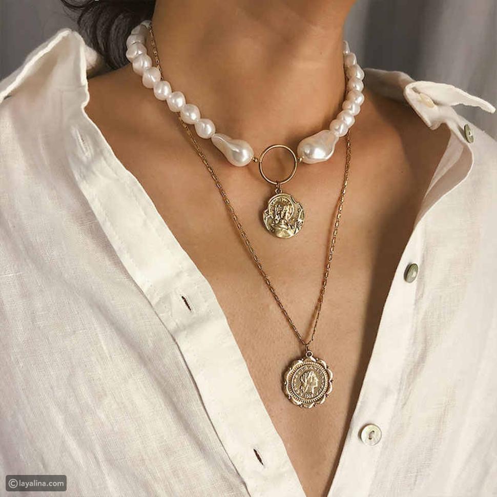 مجوهرات الؤلؤPearls