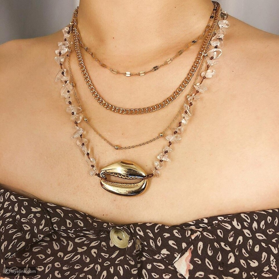 مجوهرات الشاطىء