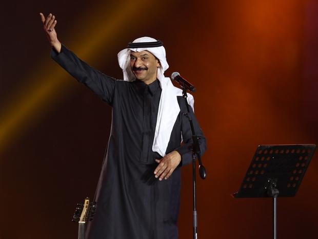 تركي آل الشيخ يروي قصة طريفة جمعته مع عبادي الجوهر: الجن أفسد الخطوبة!