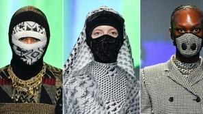 عروض أزياء تنبأت بفيروس كورونا واستخدمت أقنعة الوجه