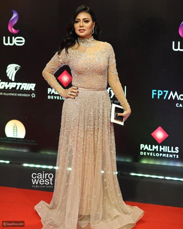 رانيا يوسف في مهرجان القاهرة السينمائي