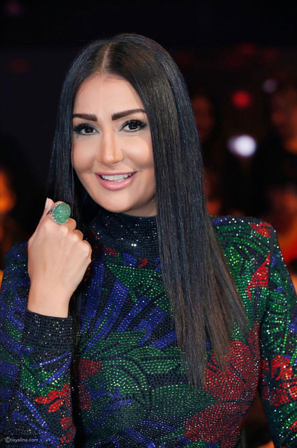 غادة عبد الرازق بنفس الفستان من عام