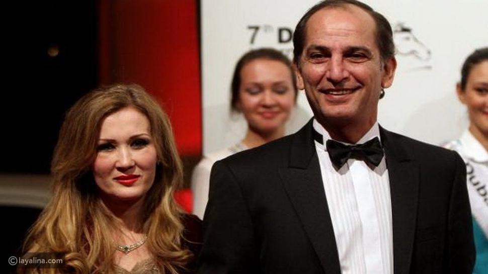 هشام سليم وزوجته الثانية