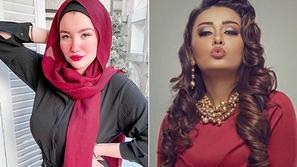 هجوم متبادل بين راندا البحيري ومتابعيها بعد دفاعها عن حنين حسام