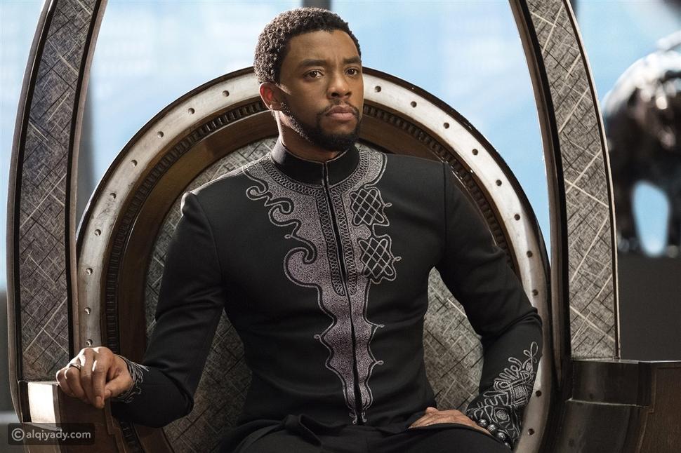 وفاة بطل فيلم بلاك بانثر Black Panther
