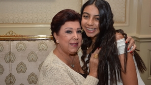رسالة مؤثرة لحفيدة رجاء الجداوي وابنتها تكشف آخر تطورات حالتها الصحية