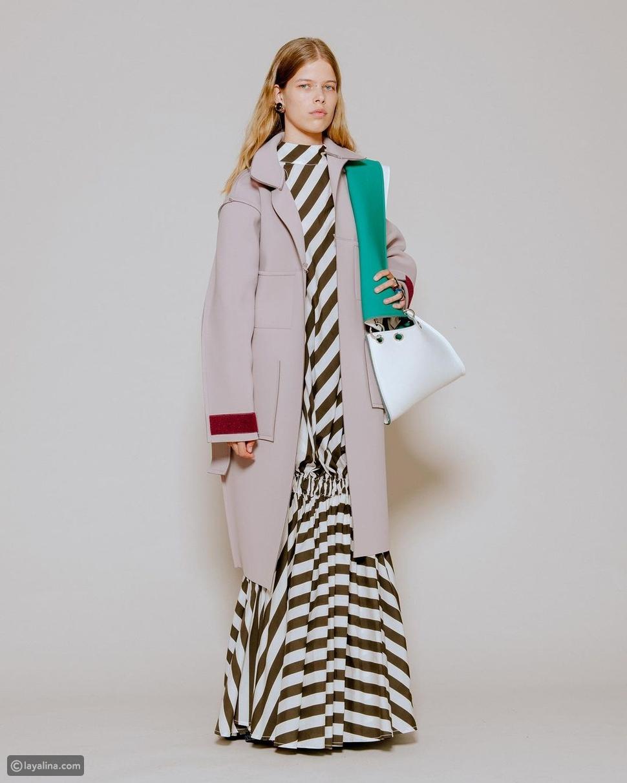 الملابس المخططة من منبوذة إلى موضة العصر الحديث