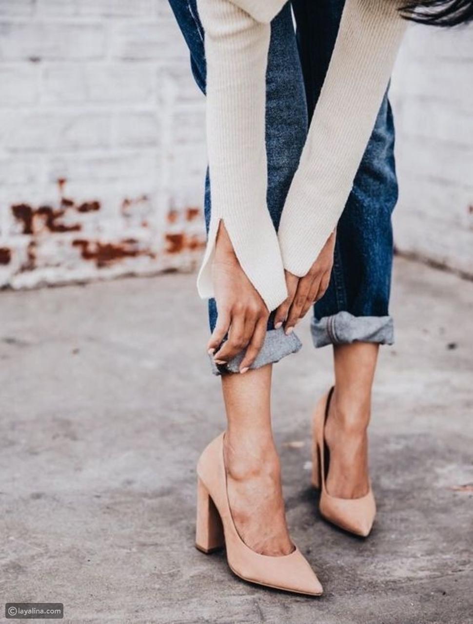الأحذية الكلاسيكية