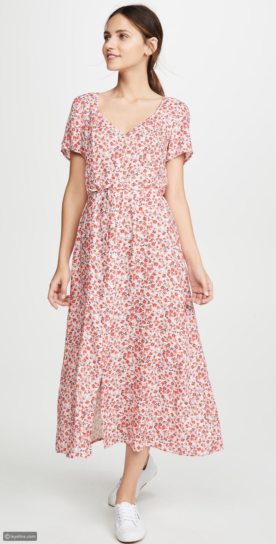 فستان من أمازون