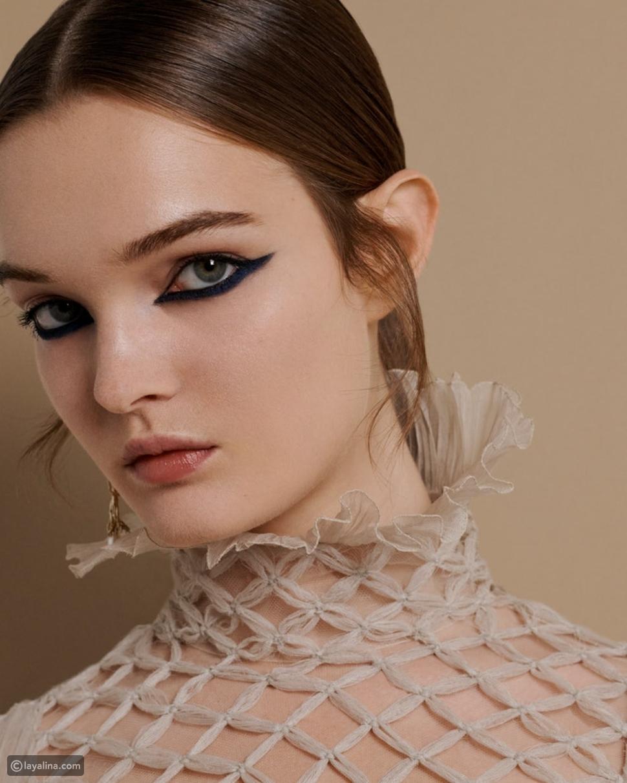 مكياج العيون من مجموعة Dior هوت كوتور 2021