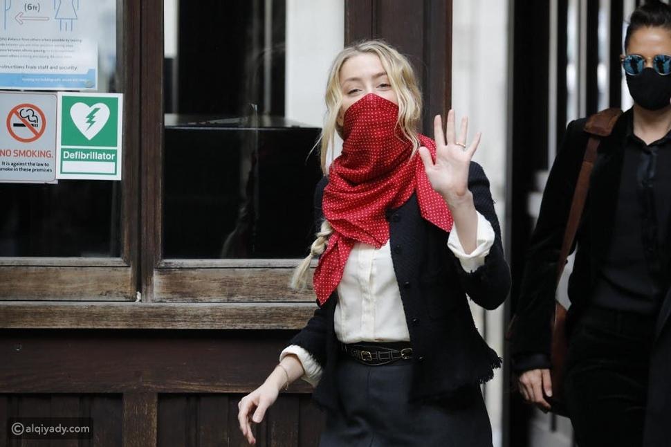 آمبر هيرد Amber Heard: جوني ديب Johnny Depp هددني بالقتل