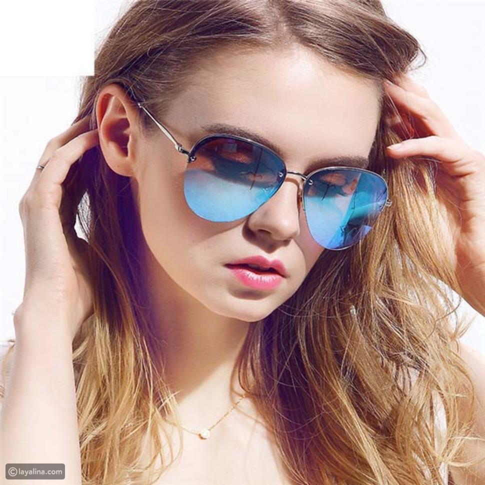 أحدث صيحات النظارات الشمسية 2016