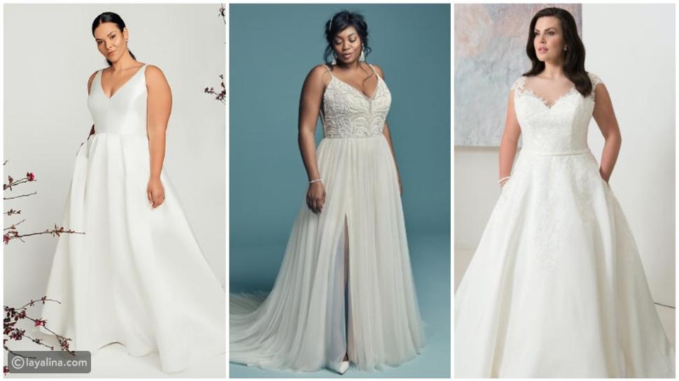 أزياء وفساتين سواريةباللون الأبيض