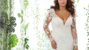 فساتين زفاف رائعة للعروس الكيرفي