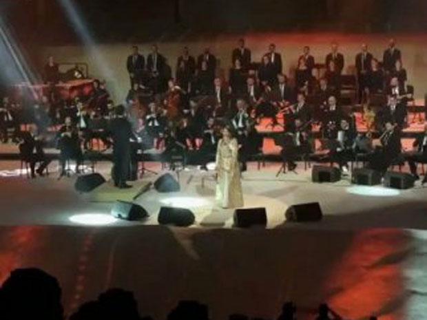 حفل ماجدة الرومي في السعودية