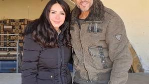 إنجي علاء تكشف تفاصيل جديدة عن مسلسل النهاية ليوسف الشريف