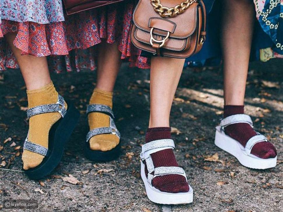 صنادل رياضية Sporty Sandals