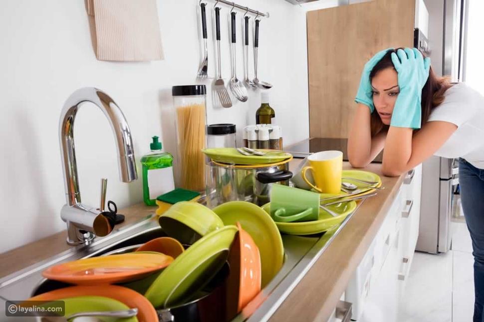 خطوات تنظيف خشب المطبخ من الدهون