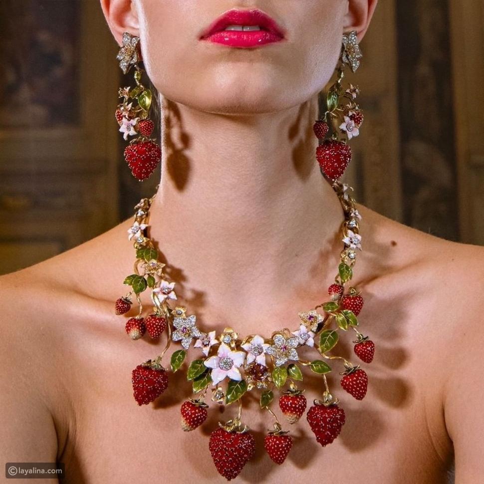 مجوهرات Alta Gioielleria by Dolce & Gabbana