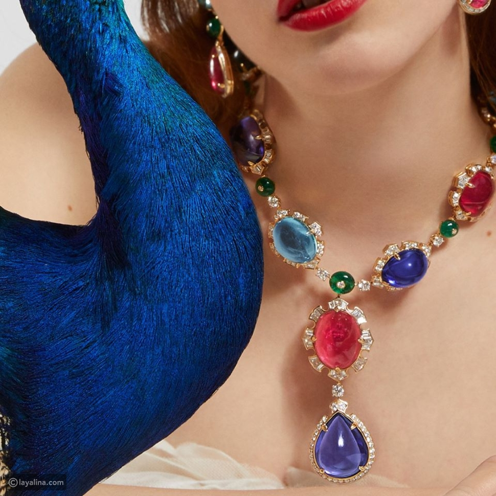 مجوهرات Barocko by Bulgari