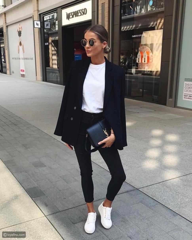 أحذية رياضية بيضاءWhite Sneakers