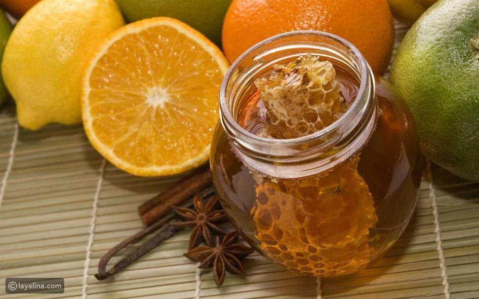 رجيم العسل