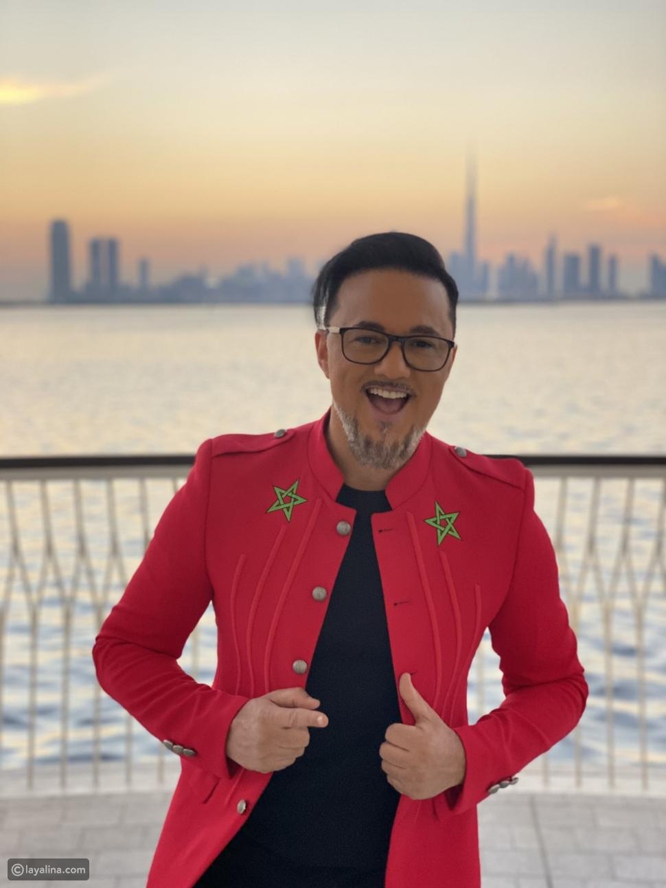 """""""يا سلام يا دبي"""" عمل فني يحتفي بالمكانة العالمية لدبي مع بداية العام"""