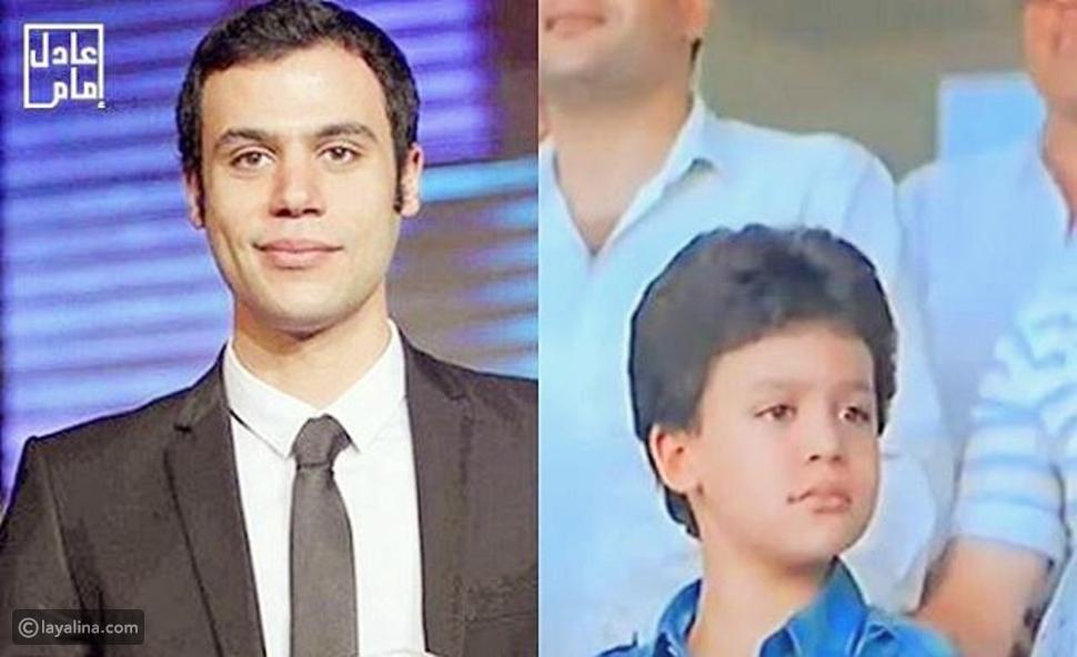 """محمد إمام عن صورته في الطفولة """" أنا حد اتحول فجأة لحد"""""""