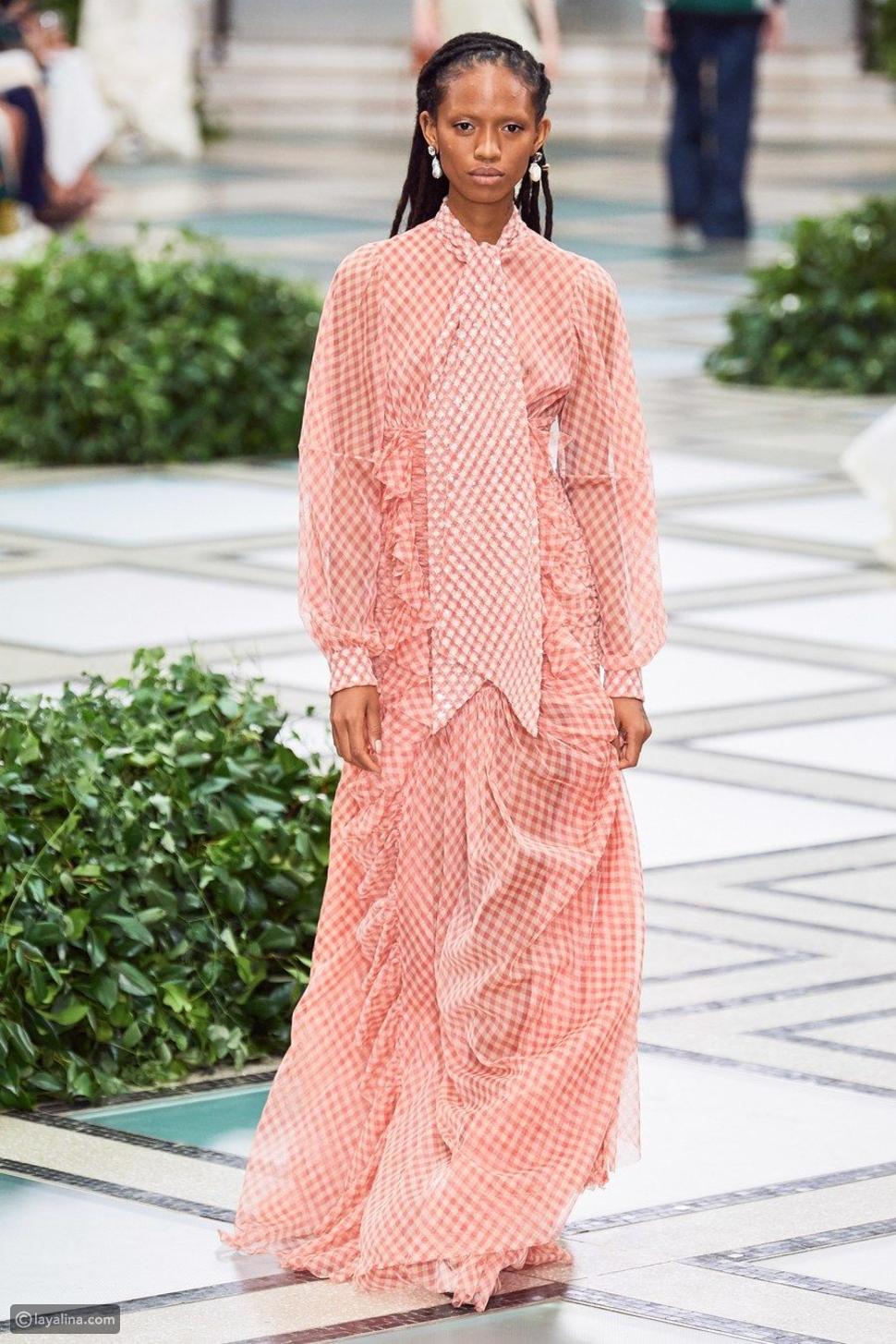 فستان ريفي Peasant Dress