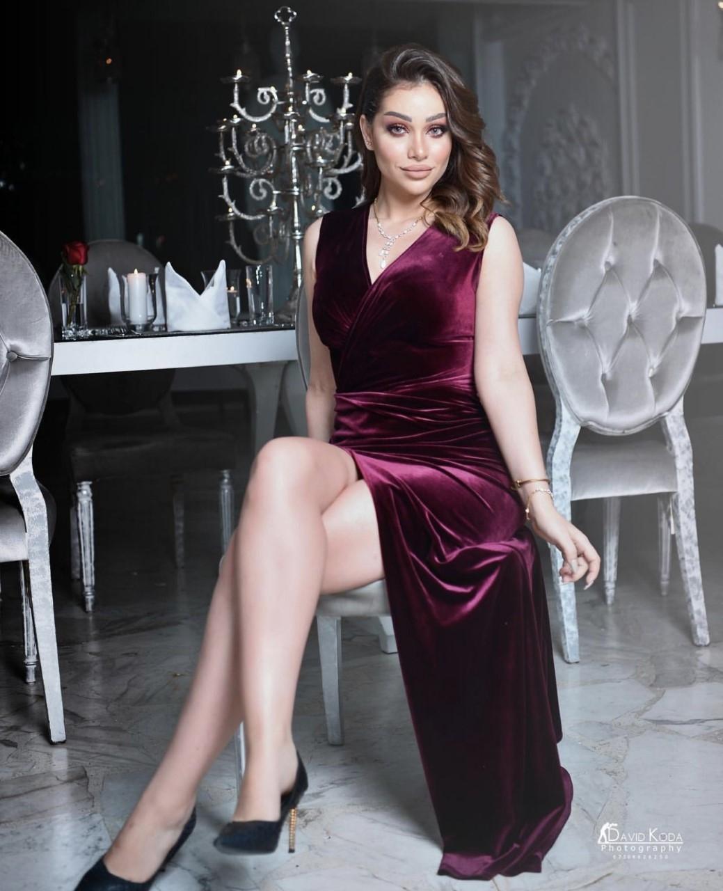تيا الكردي ملكة جمال العرب: أفتخر بتمثيل بلدي سوريا للمرة الثالثة