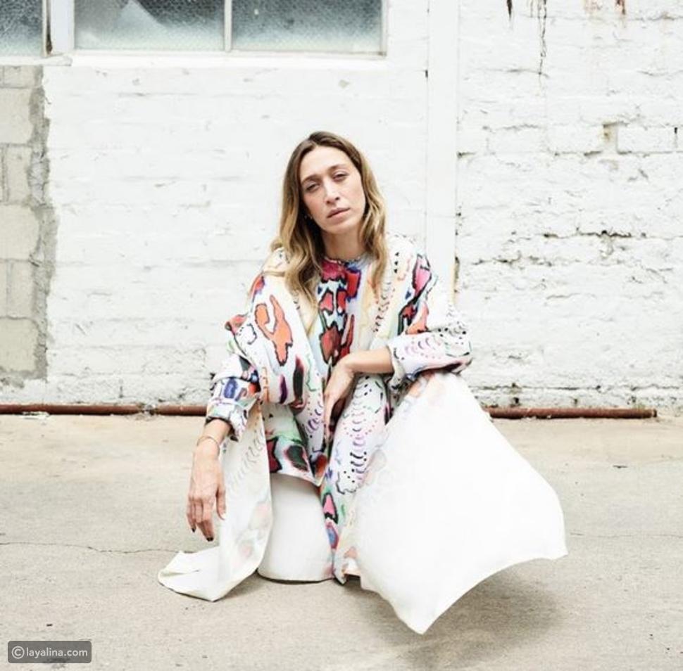 ألانا حديد مصمممة أزياء وشقيقة جيجي حديد وبيلا حديد
