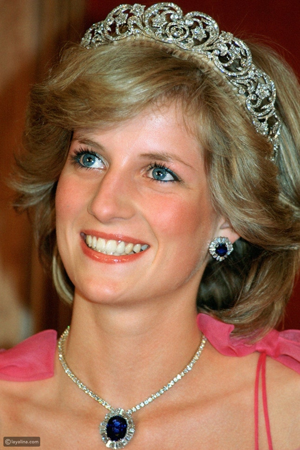 الأميرة ديانا وحبها للمجوهرات والؤلؤ