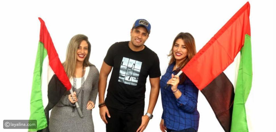 صور أوبريت غنائي هدية النجوم العرب للإمارات في عيدها الوطني