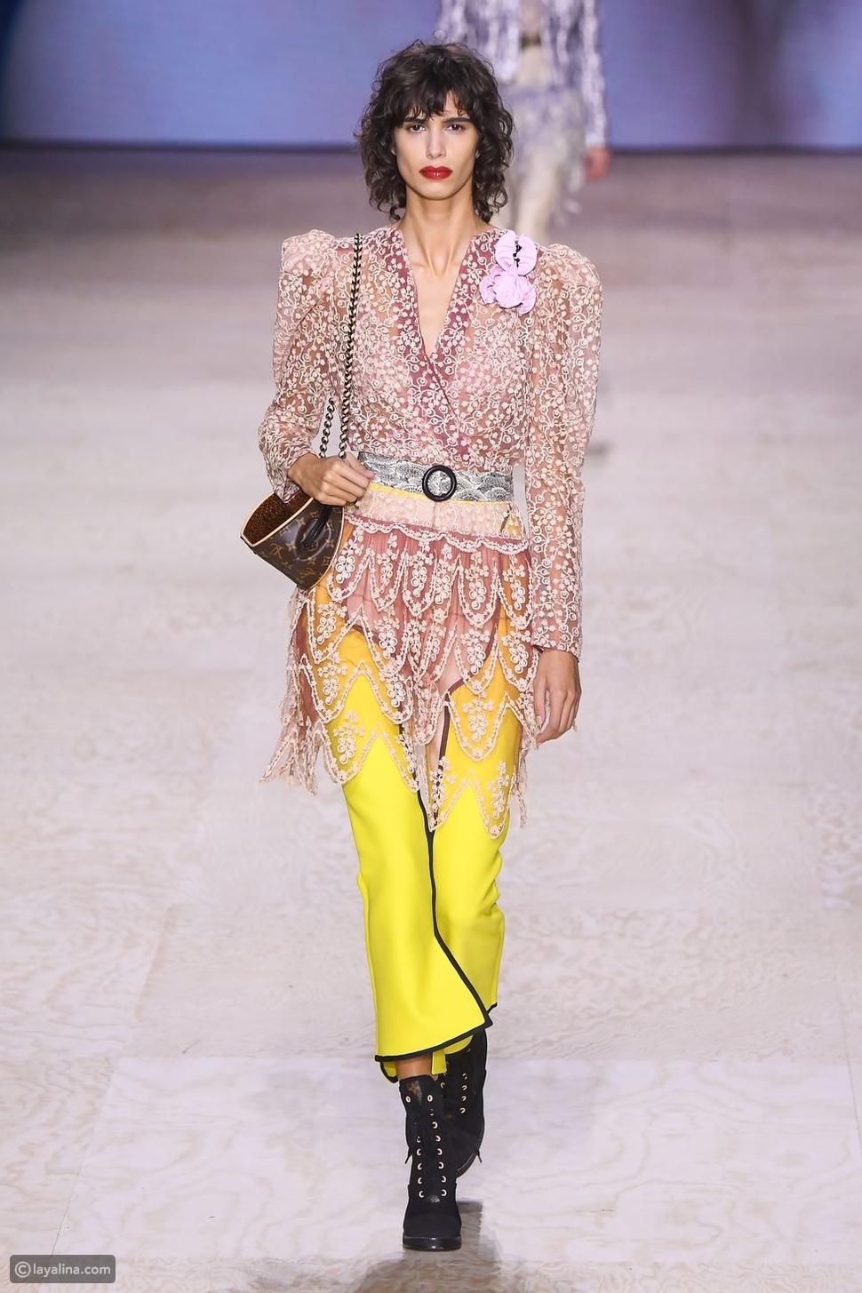 لوي فيتونLouis Vuitton ربيع وصيف 2020