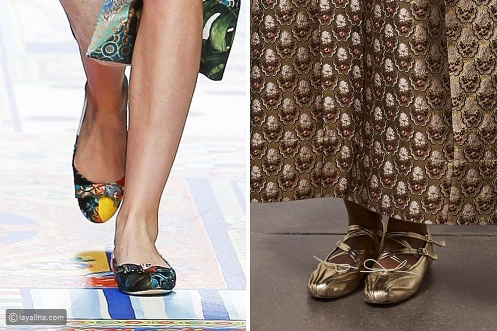 أحذية الباليريناالفيكتورية