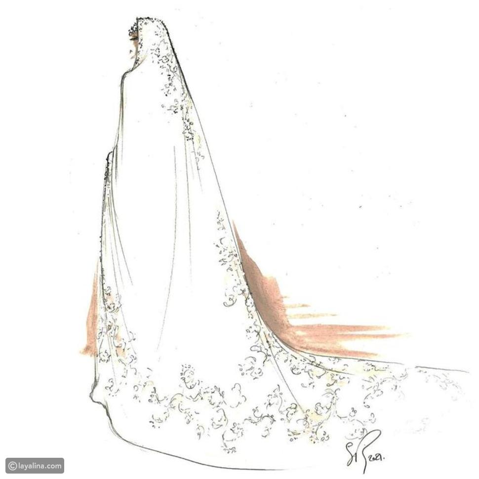 صور من زفاف الاميرة حصة  تكشف عن تفاصيل الزفاف الأسطوري
