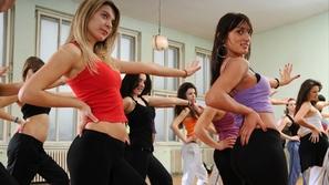 الرقص بديل الرياضة