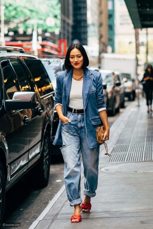 أخطاء في الموضة لا يجب أن ترتكبيها بعد الآن:التخلص من الجينز القديم