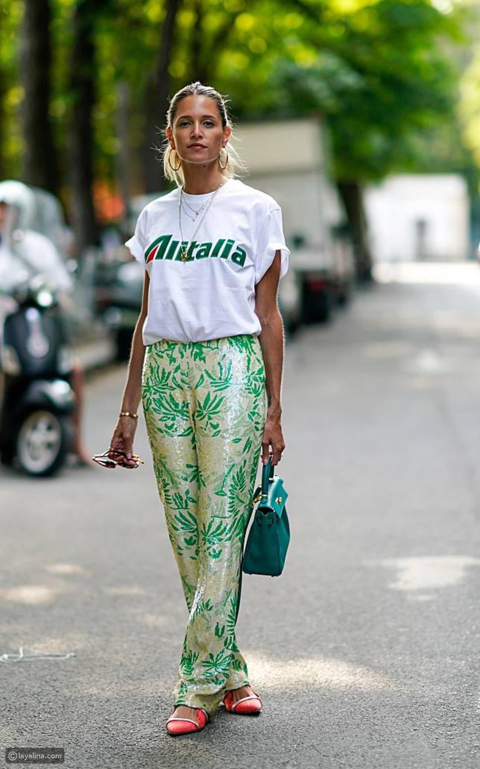 أخطاء في الموضة لا يجب أن ترتكبيها بعد الآن: عدم التوازن بين القطع