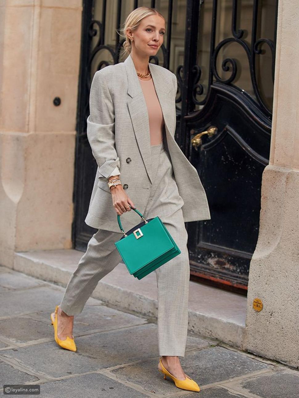 أخطاء في الموضة لا يجب أن ترتكبيها بعد الآن: مطابقة الملحقات
