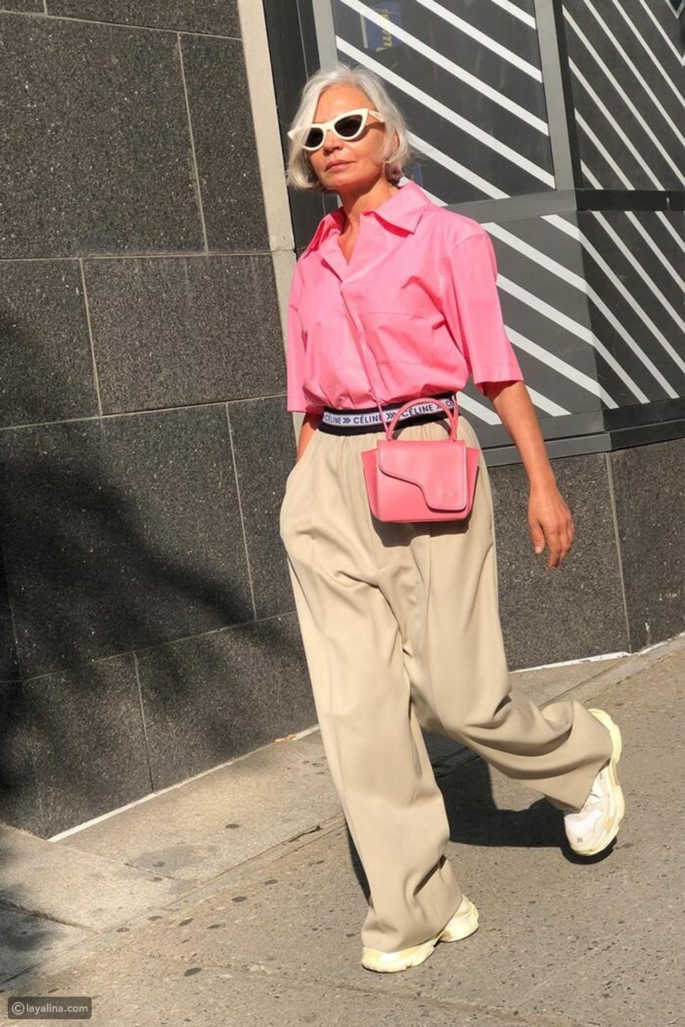 أخطاء في الموضة لا يجب أن ترتكبيها بعد الآن: إطلالة متعددة الألوان