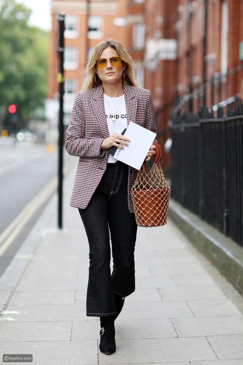 أخطاء في الموضة لا يجب أن ترتكبيها بعد الآن: البدلة ذات اللون الواحد